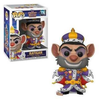 Funko POP Disney: Great Mouse Detective - Ratigan [HRAČKA]